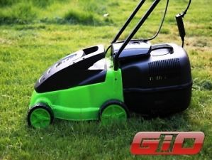 Gio Electric Push Lawnmower 1000W Liquidation Sale