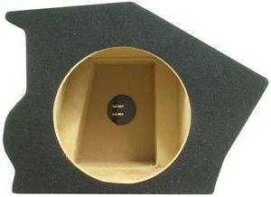 Custom Pontiac Firebird 93 02 Car Stereo Single 10 Subwoofer Speaker Sub Box