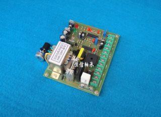 AC110 220V Input 2A 3A 4A 5A 1000W SCR DC Motor Speed Controller Driver Adjuster