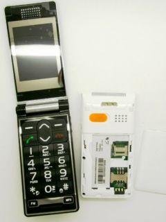 SENIOR CITIZEN CELL PHONE ELDER OLD PEOPLE V11 SOS BUTTON UNLOCKED