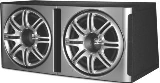 "New Polk Audio DB1222 12"" Ported Subwoofers Enclosure Subs"