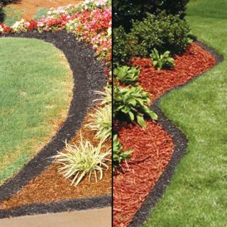 10 ft Border Mulch Lawn and Garden Edge 23265