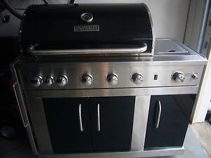 Master Forge Bbq Grill.Gas Grill Master Forge 3 Burner Gas Grill
