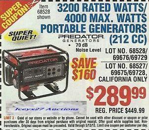 Predator generator 8750 coupon tree classics coupon code 2018 fatwallet 70008750w predator generator 49999 ac owners manual fandeluxe Choice Image