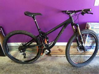 2012 Turner Sultan Medium w Carbon XTR Fox 34 140mm Fork Excellent Shape
