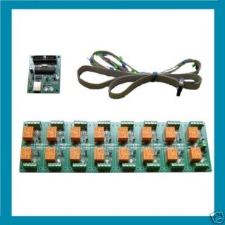 USB 16 Channel Relay Board Virtual com Port 24V on PopScreen