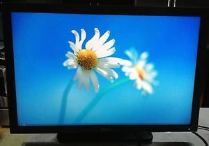 "Dell UltraSharp 3008WFP 30"" Widescreen LCD Monitor Black G525H Dell Soundbar"