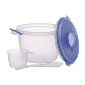 Microwave Rice Cooker Food Steamer Warmer Kitchen Appliances Tools Equipment