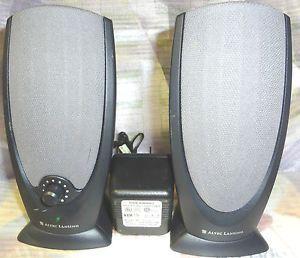 Altec Lansing ADA215 Computer Speakers