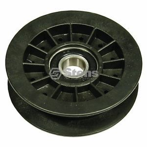 Hustler Flat Idler Pulley Mini FasTrack and Mini Z Lawn Mowers Garden Tractors