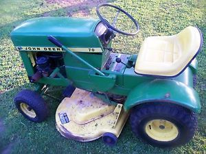 John Deere 112 Electric Lift Riding Lawn Mower Solenoid. John Deere 70 Antique Riding Lawn Mower Plete Original Garden Tractor 1970. John Deere. John Deere 70 Lawn Mower Electrical Diagrams At Scoala.co