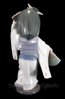 Lladro Porcelain Figurine Oriental Dance 6230