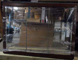 ... Bertch Medicine Cabinet With Tri View Mirror ...