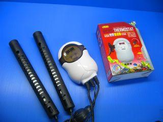 Ista Micro Temperature Controller Thermostat 1000W Heater Aquarium Tank Globally