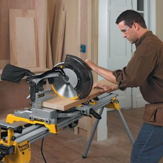 "Dewalt DW715 12"" Single Bevel Compound Miter Saw"