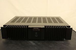 Rotel RB 1050 2 Channel Power Amplifier Black