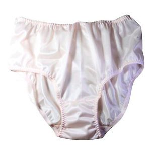 Nylon Brief Panties