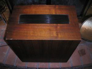 Vintage Akai X360 Reel to Reel Tape Recorder with Built in Sound Speakers