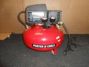Porter Cable 6 Gal 150 PSI Portable Air Compressor