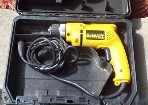 """Dewalt D21008 3 8"""" Corded Drill Driver Power Tools"""