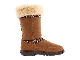 UGG Australia Original Sundance Chestnut Brown Tall High Boots Women Shoes 5606W