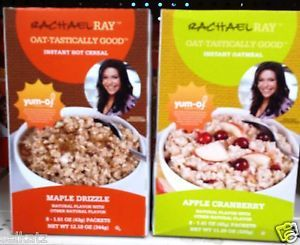 Rachael Ray Oat Tastically Good Instant Oatmeal Yum O Whole Grain Pick One