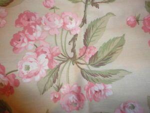 Ralph Lauren Belmont Oaks 4pc Queen Comforter Set Beige Pink Floral Roses
