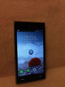 LG Venice 730 4GB Black Boost Mobile Smartphone