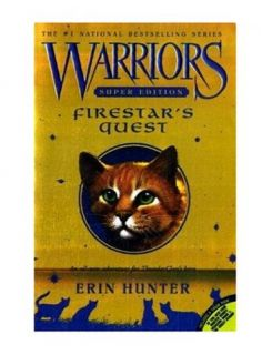 Firestar's Quest Warrior's Super Edition Warriors Erin Hunter 0061131679