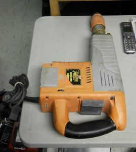 Chicago Electric 93853 Power Tool Industrial Demolition Hammer Drill Used