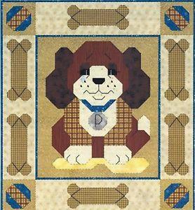 Puddles Applique Quilt Pattern by Pam Bono Designs