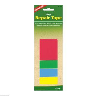 Coghlan's Vinyl Repair Tape Waders Rainwear Ground Sheets Rubber Sportswear