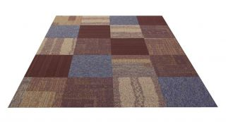 Interface Flor Carpet Tiles Red Sea Area Rug