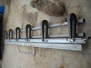 """Tapco Products Port O Bender Brake for Sheet Metal Siding Bending 10 ft 6"""""""