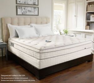 select comfort sleep number bed performance series p6 queen dual chamber