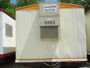 12' x 60' Mobile Office Construction Trailer Serial Number 9920076 Chicago