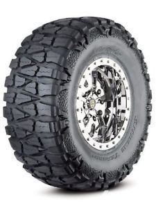 4 New 33 12 50 17 Nitto Mud Grappler Tires 33x12 50 R17
