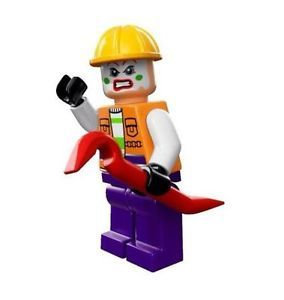 New Lego Batman 76013 Joker Goon Minifigure Only Batgirl 76012 76010 76011 Flash