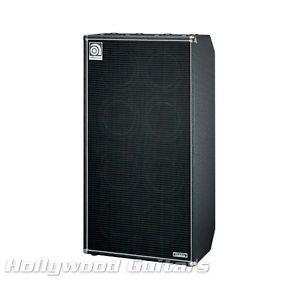 Ampeg SVT 810E Classic 800W 8x10 Bass Guitar Speaker Cabinet Enclosure Demo