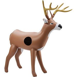 New NXT Generation 3 D Deer Archery Target Inflatable Target for Kids