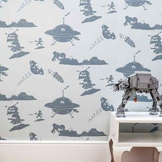 'the final frontier' alien wallpaper by paperboy wallpaper