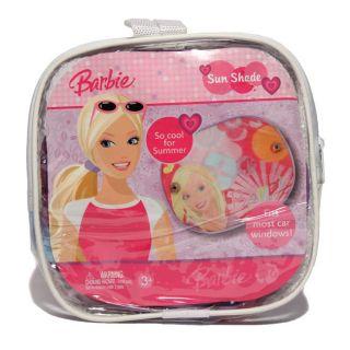 Barbie Car Window Sun Shades for Girls Children Kids and Babies Merchandise BN