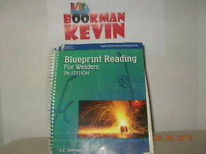 Machine trades blueprint reading thomson blueprint reading for welders 7th edition 2005 acceptable malvernweather Choice Image