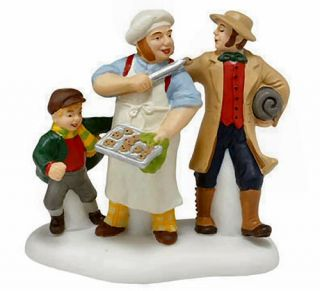 Caramelized Bacon A Holiday Tradition New Department Dept 56 Dickens Village