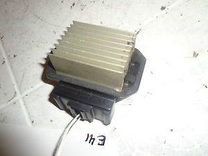 2003 Cadillac cts Heater Blower Fan Speed Control resister Regulator Genuine
