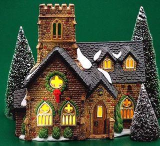 Dept 56 Dickens Village Church