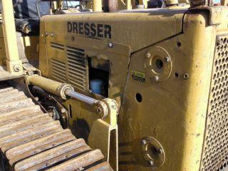 Dresser TD7E Crawler Dozer Diesel 6W Bulldozer Tractor