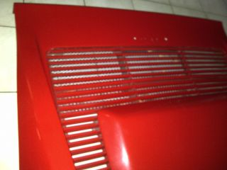 Ferrari Testarossa Engine Bonnet Rear Tail Gate Lid 61497700