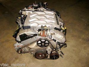 99 01 Mazda MPV Engine JDM GY DOHC 2 5L V6 24 Valve Motor GY01