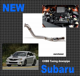 "Cobb Tuning WRX STI 2 5GT Forester XT Subaru SS 3"" Downpipe"